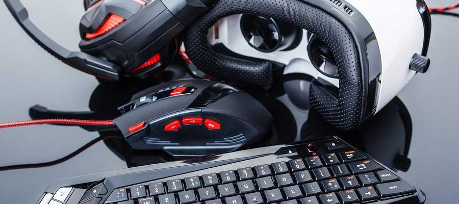 Accessoires de jeux de réalité virtuelle